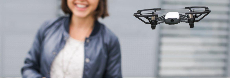 amazon prime day 2018 DJI Tello review Ryze drone