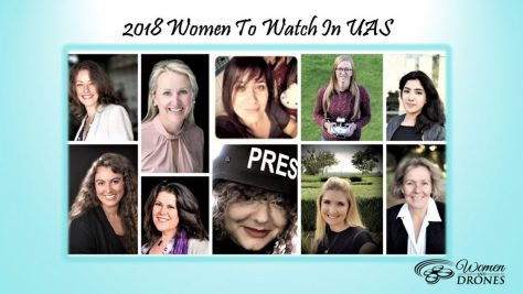 Women to Watch in UAS 2018