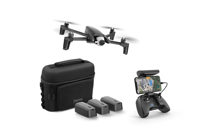 Parrot Anafi Work Interdrone 2018 highlights