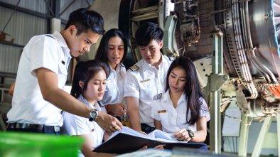 pilot summer camp