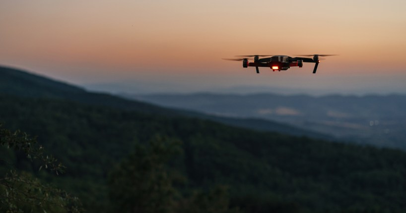 public comment drones flying at night public comment no one cares
