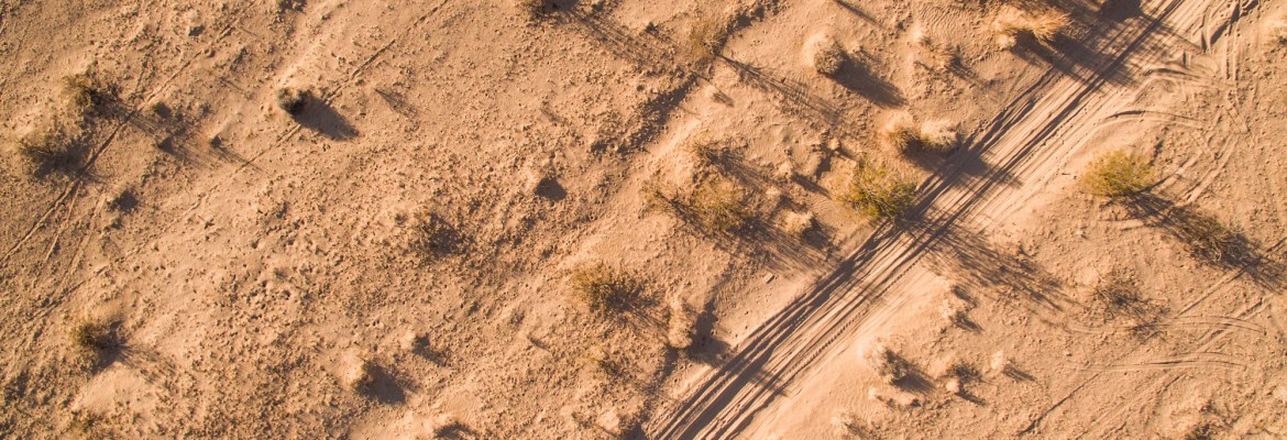 2019 Lincoln County Photo Festival aerial drone desert caliente nevada