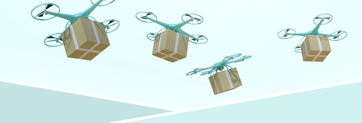 2019 Amazon Prime Day drone delivery packages