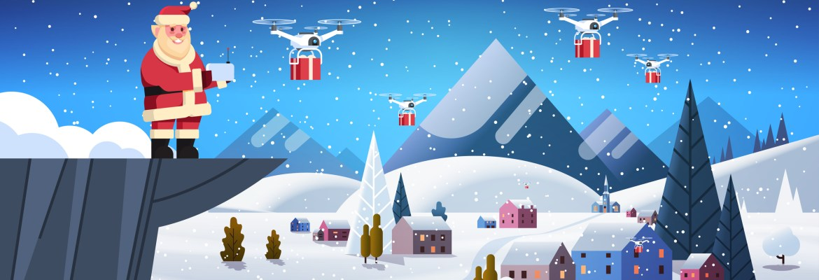 best drone Christmas gifts 2019