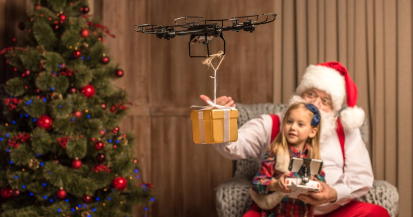 drone Christmas gifts for kids