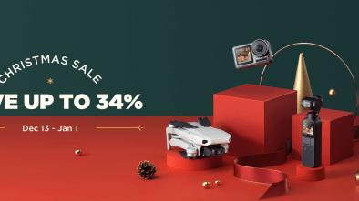 DJI Christmas 2019 sale