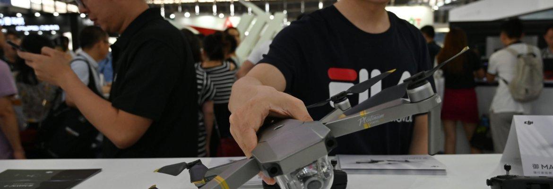 CES 2020 2019 drones