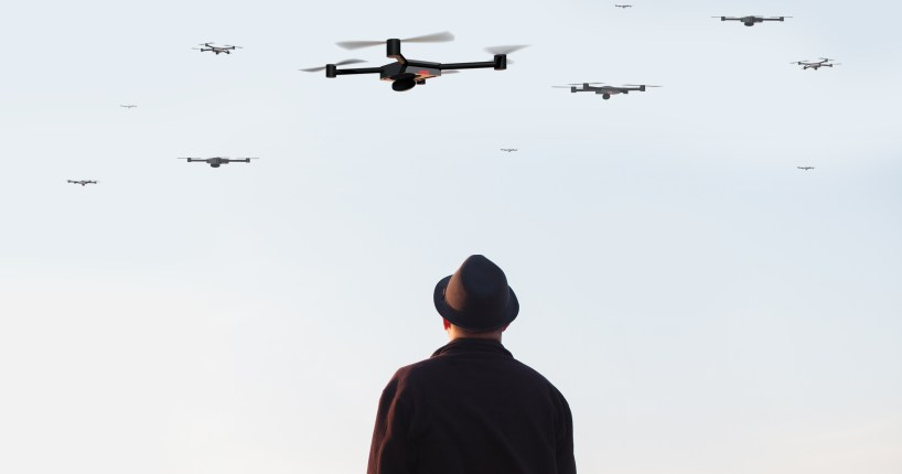 UTM systems drones