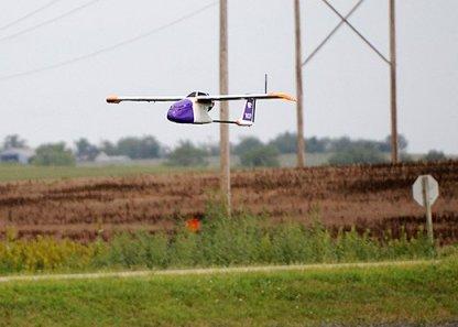 BVLOS drone flights K-State Polytechnic