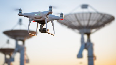 drone security DJI China ban