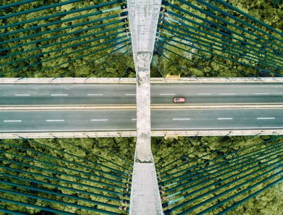 Aerial bridge best online drone photos courses of 2020