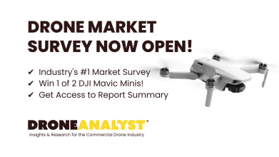 drone industry survey 2020 Drone Analyst