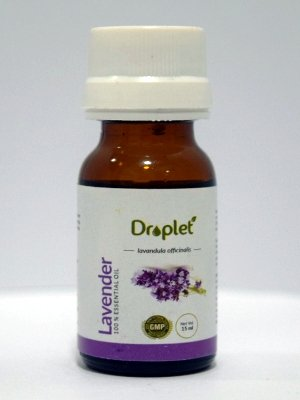 essential oils droplet care