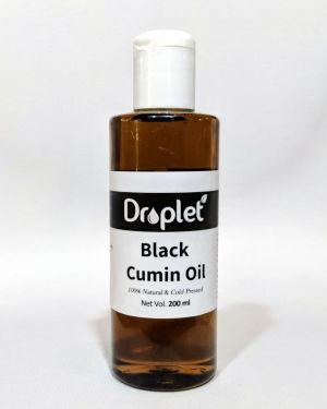 Natural Black Cumin Oil
