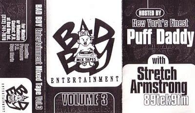 Classic Mixtape of the Week: DJ Stretch Armstrong - Bad Boy Mixtape