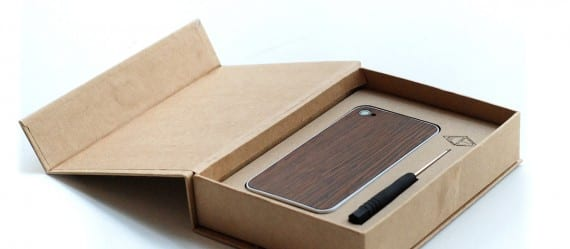 EDEN – REAL WOOD BACK-PLATE REPLACEMENT KIT FOR APPLE IPHONE