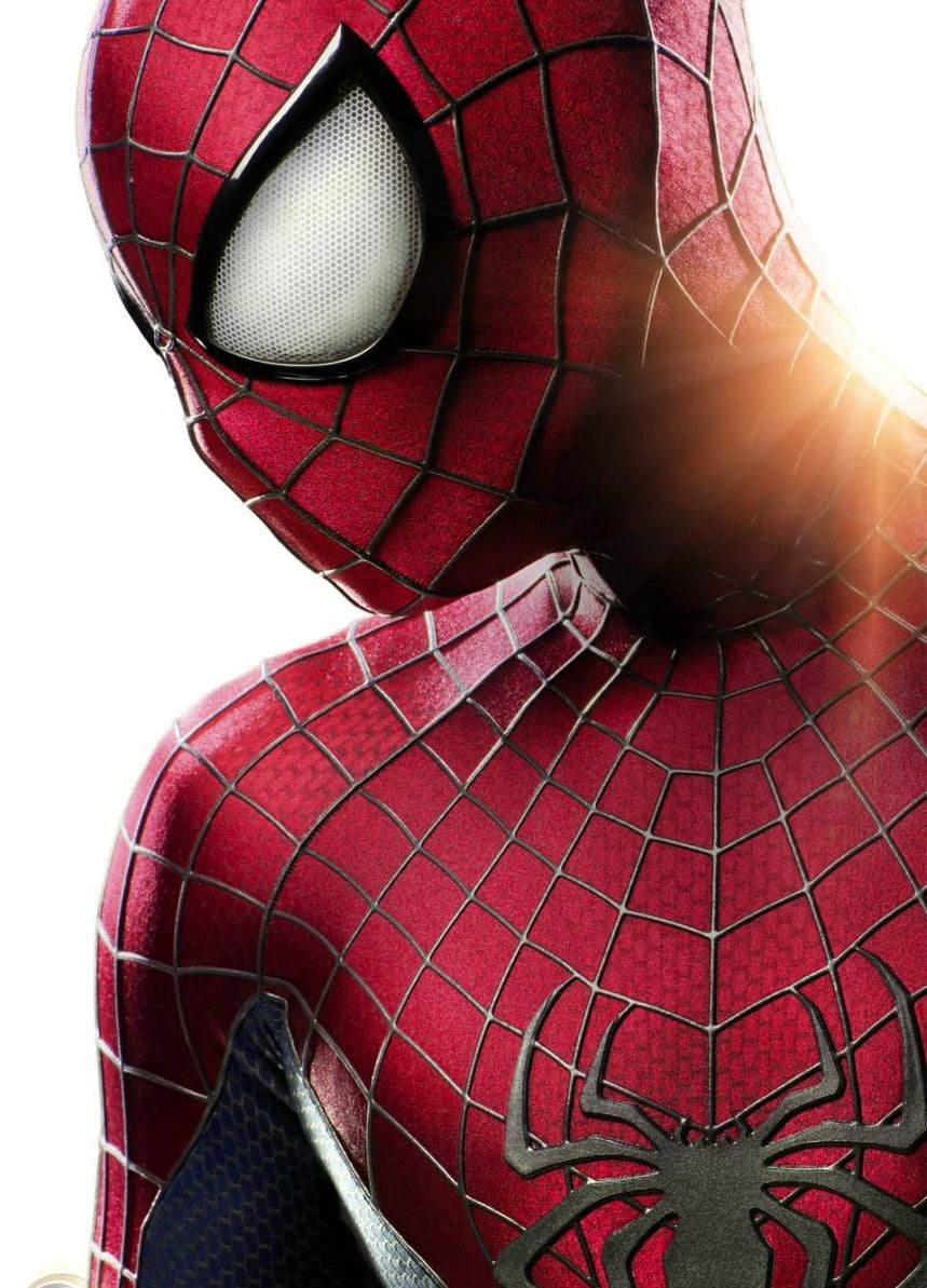 Exclusive Look at the New Spider-Man Costume!