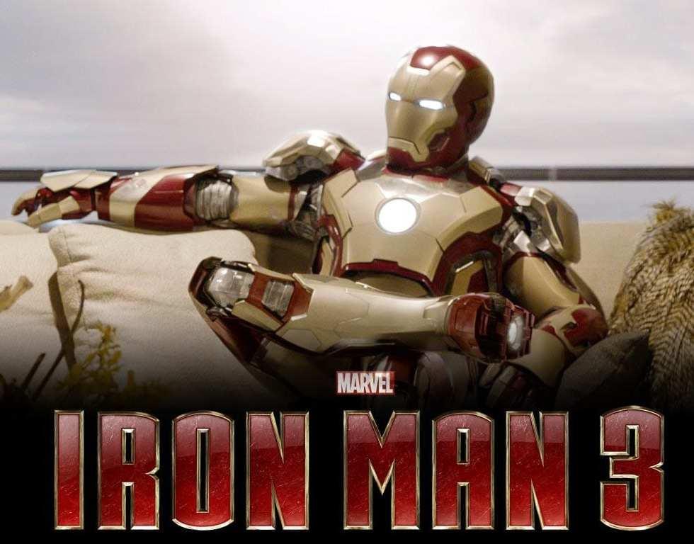 Iron Man 3 Reveals an Aldrich Killian Character Poster