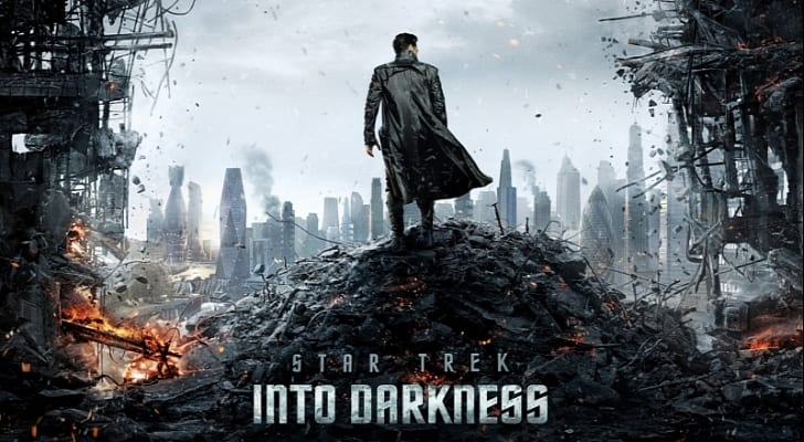 Star Trek Into Darkness Motion Poster
