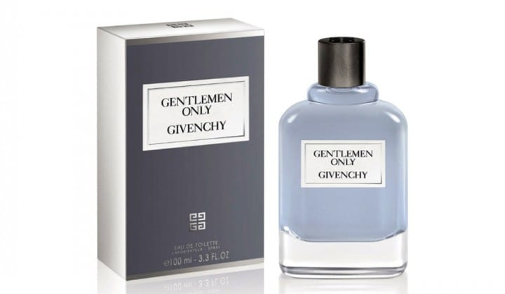"""""""Gentlemen Only"""" by Givenchy"""