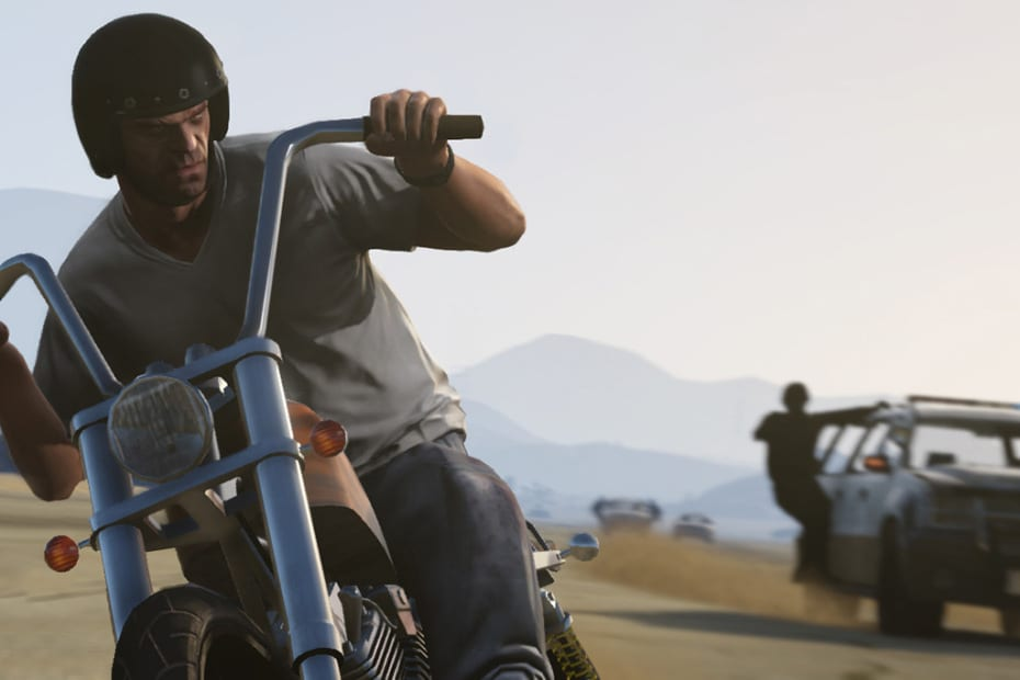 All-New Screenshots from Grand Theft Auto V