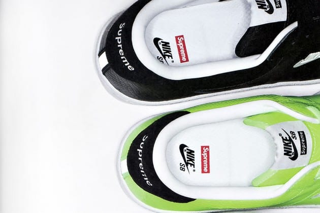 Nike SB x Supreme Tennis Classic