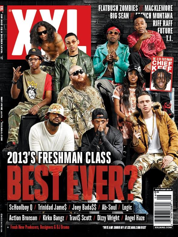 XXL's 2013 Freshman Class
