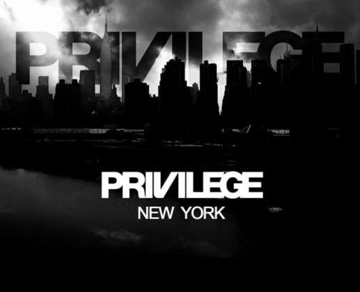 PRIVILEGE New York Web Launch
