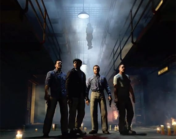 CALL OF DUTY: BLACK OPS 2 – MOB OF THE DEAD TRAILER