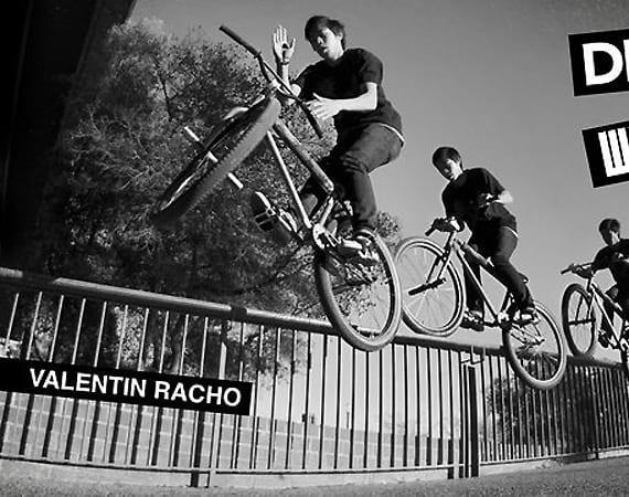 "DESTROY BIKES X WHEEL TALK – ""VALENTIN RACHO: WELCOME TO THE TEAM"""