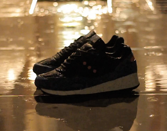 """FOOT PATROL X SAUCONY SHADOW 6000 – """"ONLY IN SOHO"""" TEASER"""
