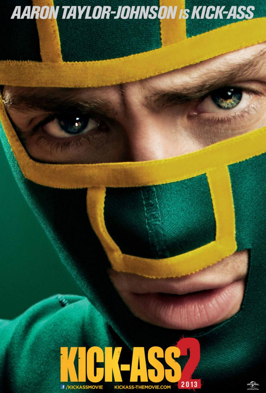 New Kick-Ass 2 Character Poster Revealed