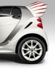 SMART FORTWO EDITION BY JEREMY SCOTT – FINAL PRODUCTION EDITION