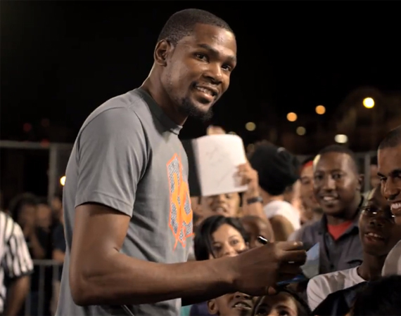 """FOOT LOCKER X NIKE – KD 6 COLLECTION & """"NICKNAMES"""" COMMERCIAL"""