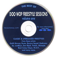 "Classic Mixtape - Dj Doo Wop - The ""Best of"" Freestyles (1995)"