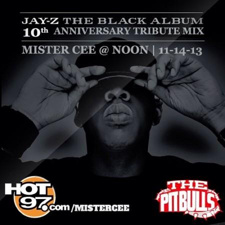 Mister Cee x Jay-Z – The Black Album Tribute Mix