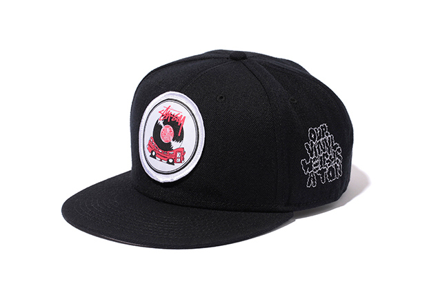 """Stones Throw Records x Stussy """"Our Vinyl Weighs A Ton"""" Capsule Collection"""