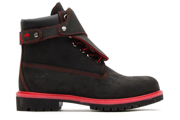 Timberland, Footwear, George Tokoro