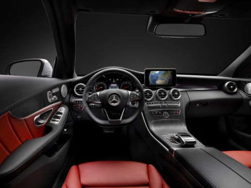 2015 MERCEDES-BENZ C-CLASS - OFFICIALLY UNVEILED