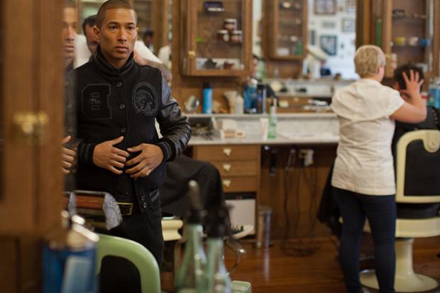 "BKc ""Black Seminole"" Varsity Jacket"