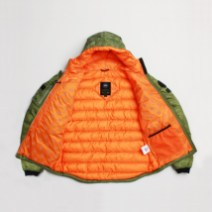 CONCEPTS X CANADA GOOSE – MA-1 LODGE HOODY DOWN JACKET