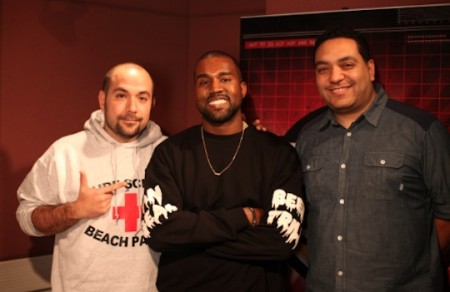 Kanye West on Juan Epstein