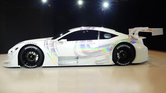 LEXUS RACING – RC F SUPER GT RACE CAR