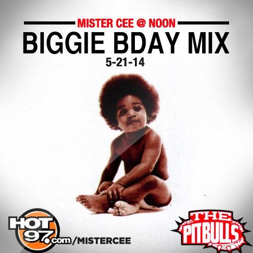 Mister Cee's Notorious Big Birthday Mix