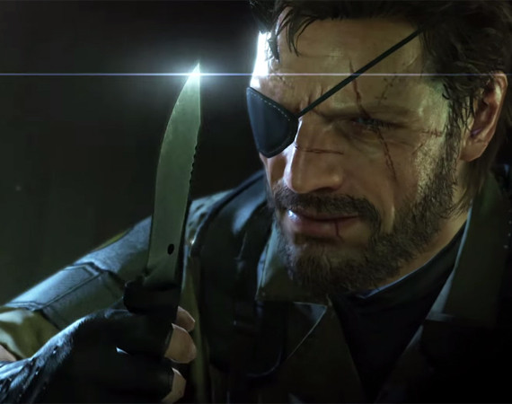 METAL GEAR SOLID 5: THE PHANTOM PAIN – E3 2014 TRAILER