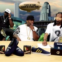 Snoop Dogg Catches Up with 50 Cent and G-Unit On 'GNN'