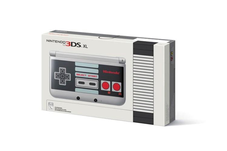 Nintendo Gets Nostalgic with New 3DS XL