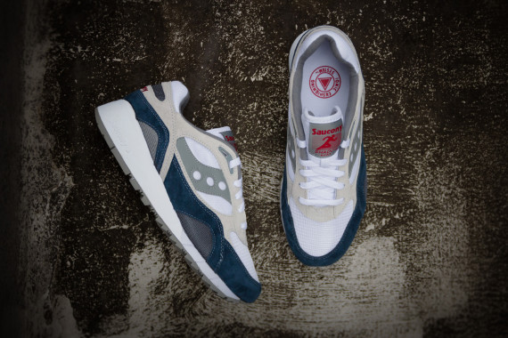 """SAUCONY SHADOW 6000 """"RUNNING MAN"""" COLLECTION"""