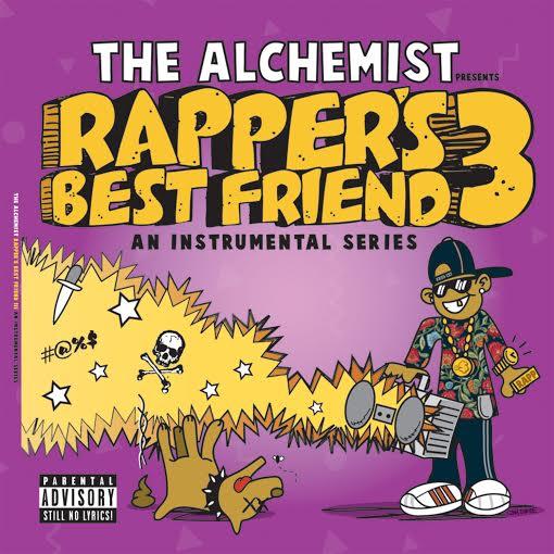 Alchemist – Rapper's Best Friend 3 (Artwork & Tracklist)