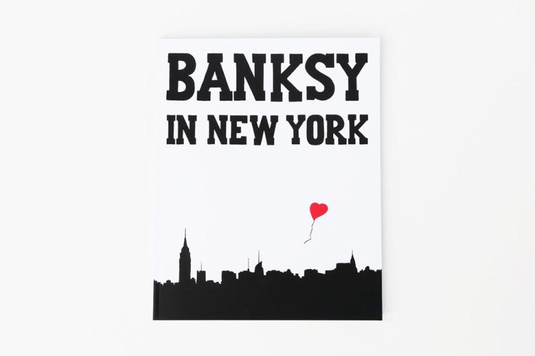 Banksy in New York Book Release